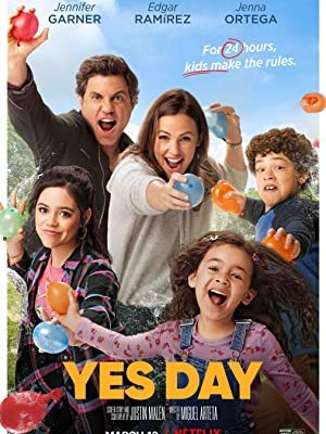 Yes Day (2021) NF WEB-DL 480p & 720p
