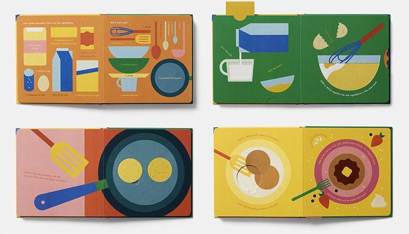Pancakes!: An Interactive Recipe Book
