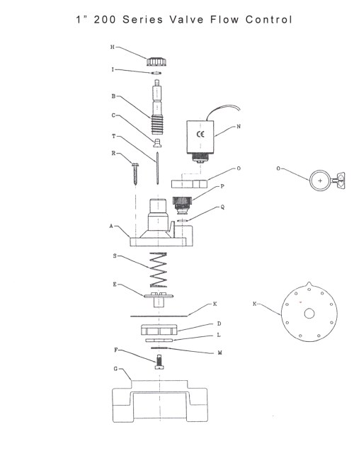 small resolution of  200 series 1 inch flow control