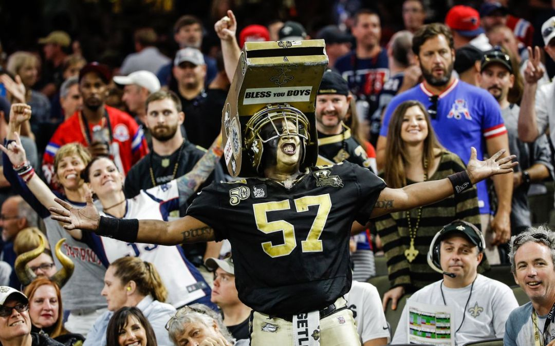 The NFC South is Still the Saints' Division / David Grubb Joins to Talk QBs & The Return to Camp