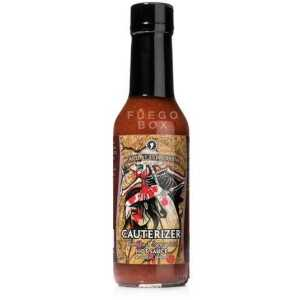 Cauterizer hot sauce, 148мл