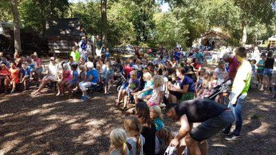 Hitsz Camping kinderen overzicht