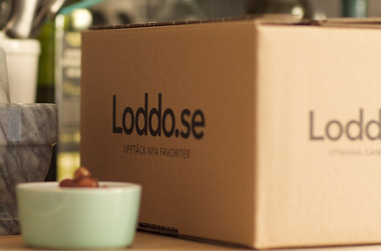 Loddo prenumerationsbox