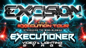 Excision Announces 'Execution Tour', Opening In Indianapolis