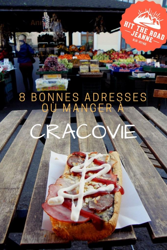 8 bonnes adresses où manger à Cracovie