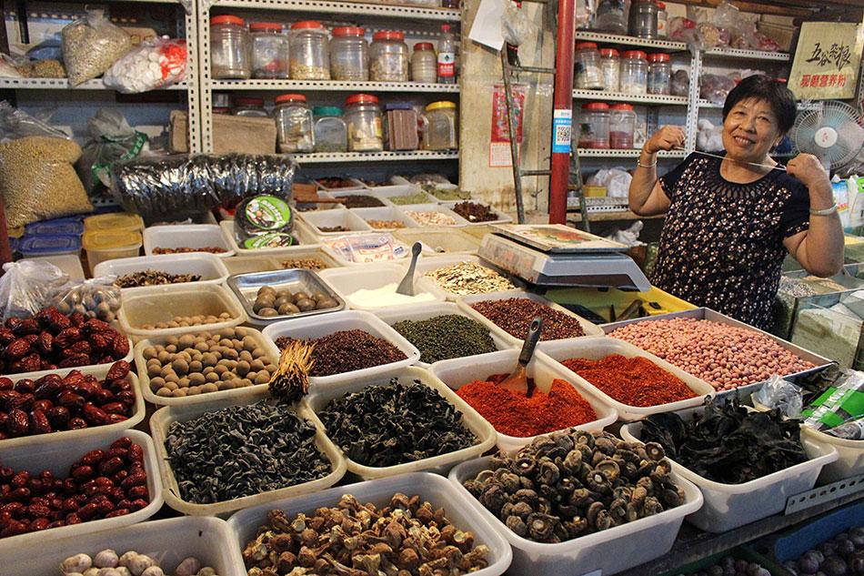 Pour voyager de manière raisonnée, achetez des produits locaux.