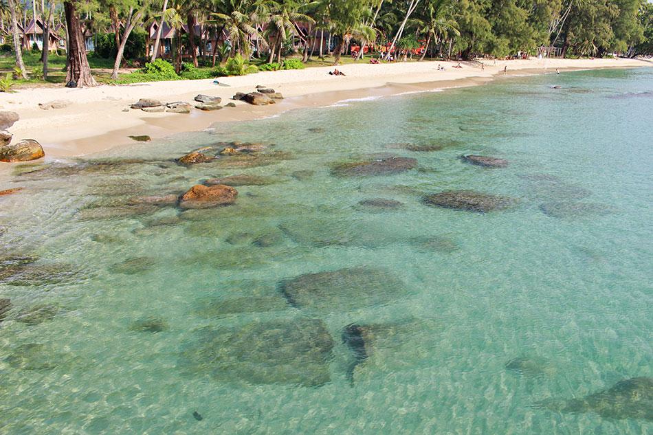 Vous rêvez d'eau turquoise? De sable blanc? Bienvenue à Koh Kood en Thaïlande.