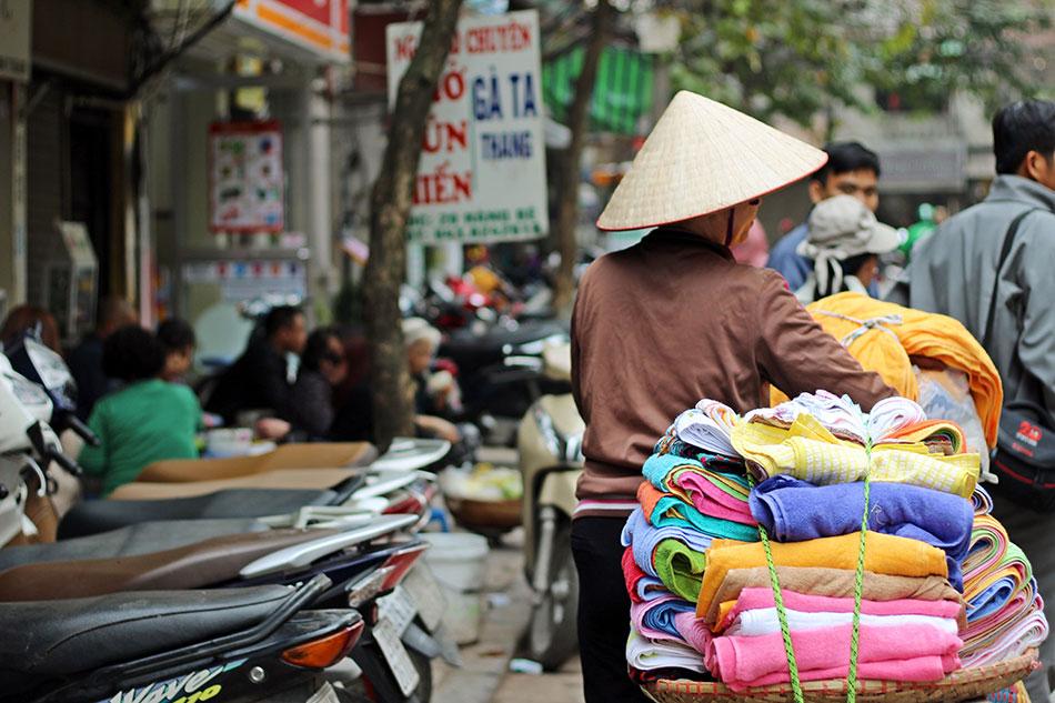 Une visite à ne surtout pas rater à Hanoï? Le quartier de Hoan Kiem.