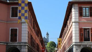 Petit guide de Chambéry, la capitale historique de Savoie (France)