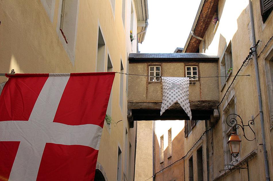 Découvrez Chambéry, la capitale historique de Savoie (France)