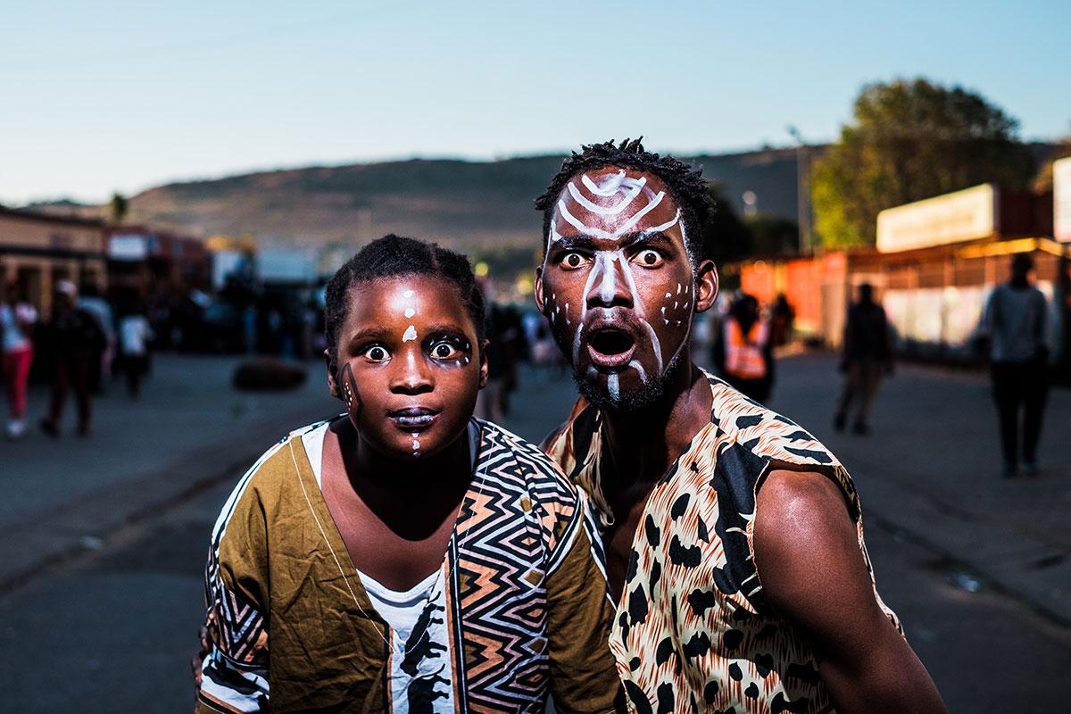 Musique d'Afrique du Sud: Liste des chansons d'artistes que j'adore