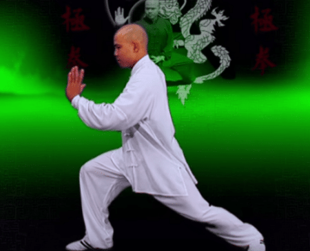 Tai Chi Combat's Master Wong: Notice Weight Transfer for Instant Agility