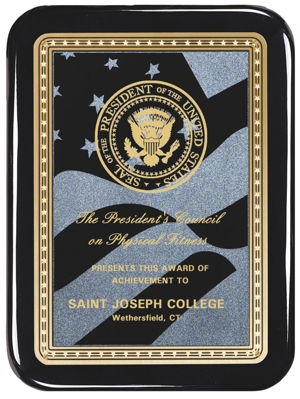 AP48 AP49 Black Plaque With American Flag Engraving Plate