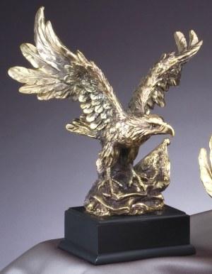 Gold Eagle Statue AE700 AE710 AE720