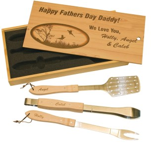 Personalized Barbecue Set BBQ01