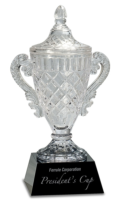 Crystal Trophy Cup CRY051M