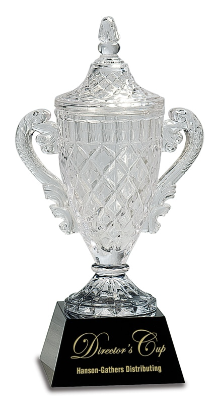 Crystal Trophy Cup CRY051S