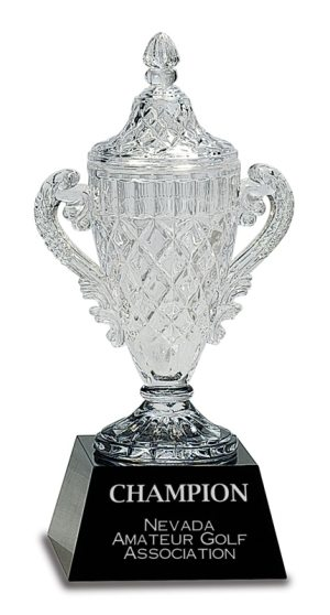 Crystal Trophy Cup CRY051L