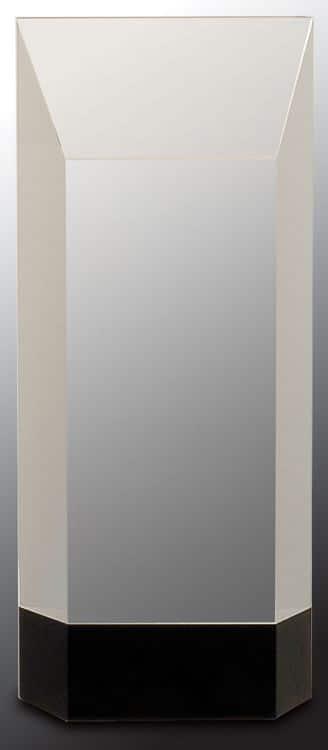 CRY064L Crystal Trophy-blank