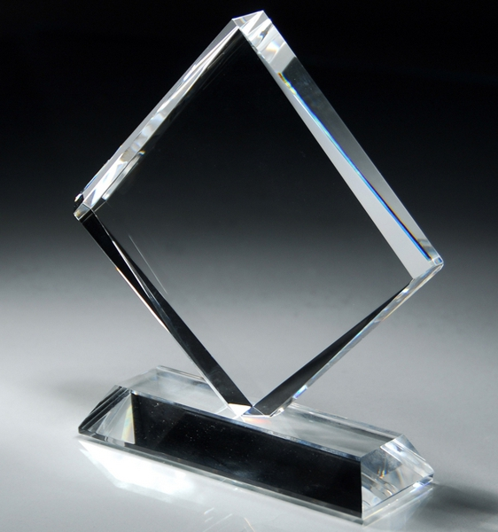 CRY86 Crystal Award