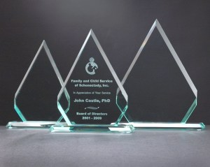 G2150 G2160 G2170 Glass Award