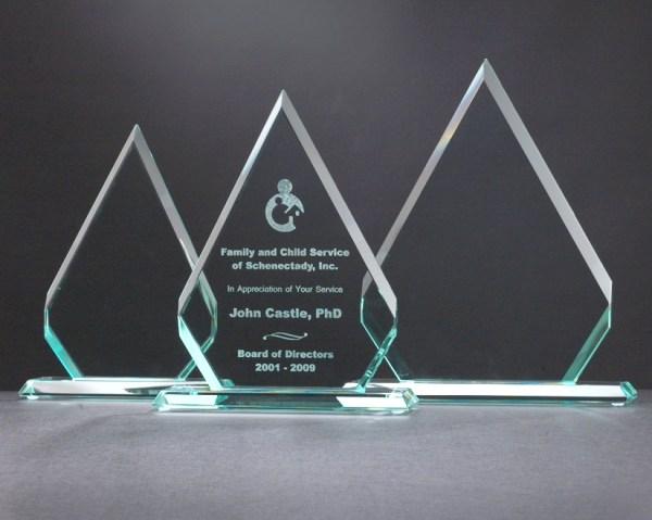 G2150 G2160 G2170 Glass Award
