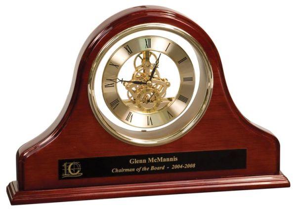 GP03 Grand Piano Mantel Clock
