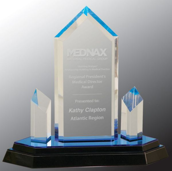 iMP132BU Acrylic Award
