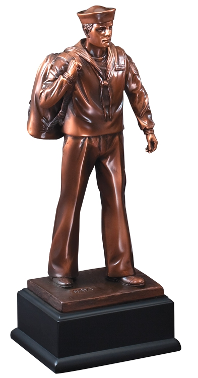 Navy Sailor Statue RFB132