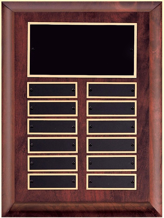 P3528 Plaque - Blank