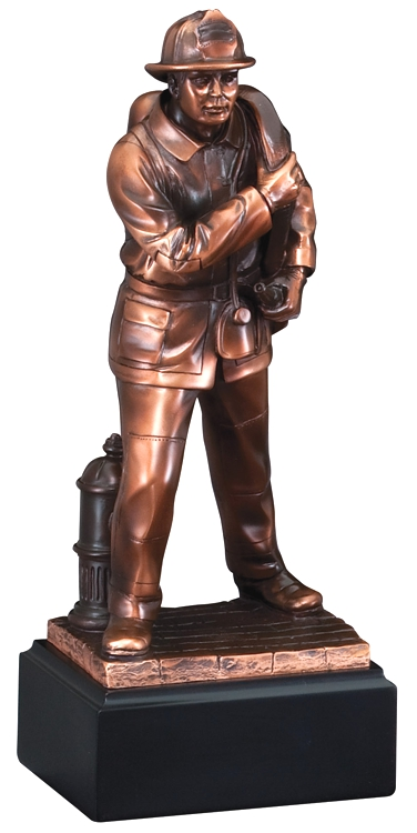 Firefighter Statue RFB059