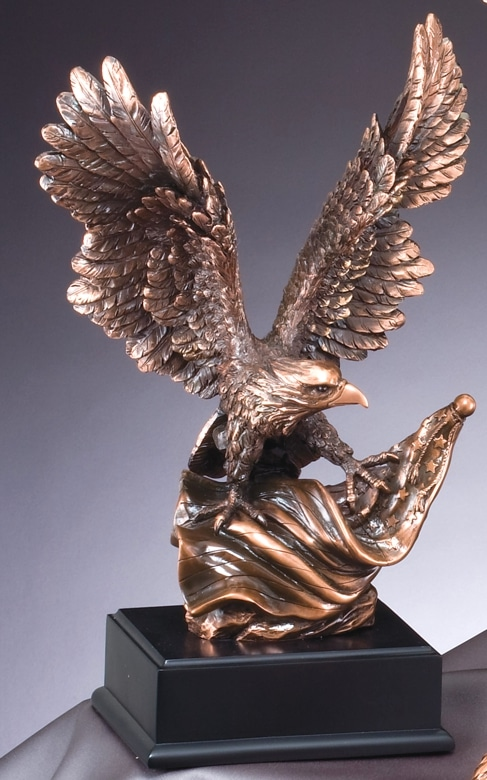 Bronze Eagle Statue RFB800 RFB810 RFB820