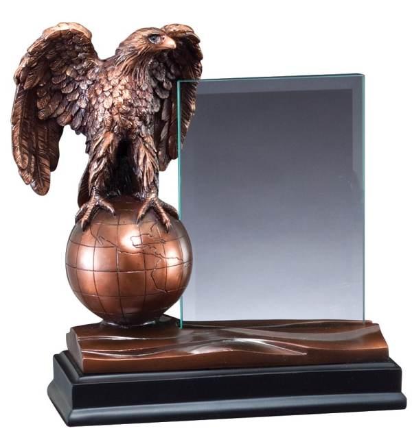 Eagle On Globe RFB157