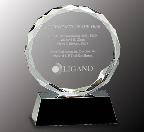 CRY001S Crystal Award