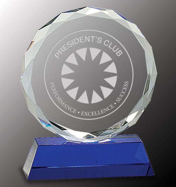 CRY501M Crystal Award