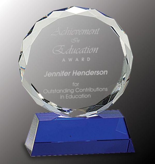 CRY501S Crystal Award