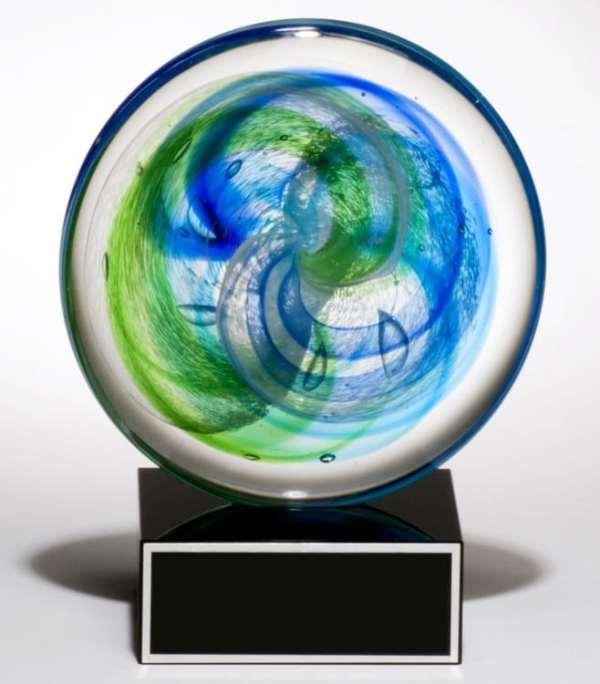 Blank 2107 Glass Art