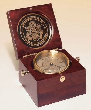BC73 Captain's Clock