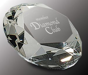 CRY108 Crystal Diamond