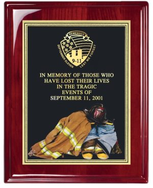 Firefighter Plaque AT200DD