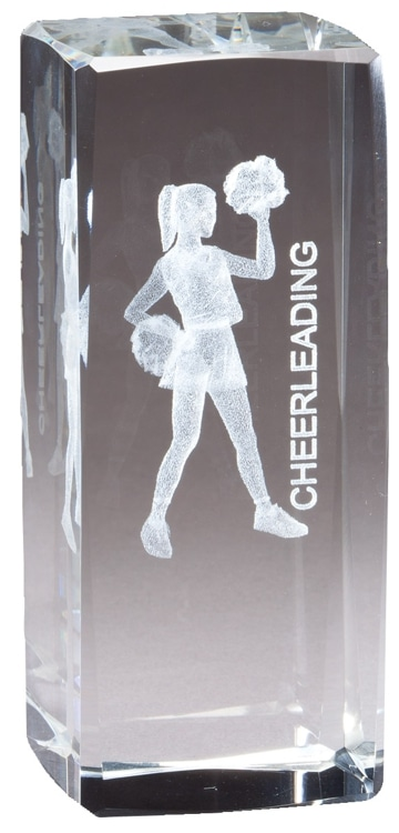 Cheerleading Trophy CRY1292