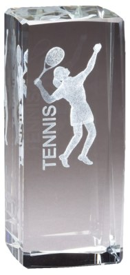 Womens Tennis Trophy CRY1297