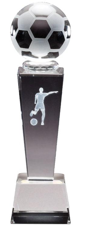 Girls Soccer Trophy CRY294