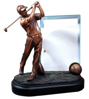RFB083 Golf Statue