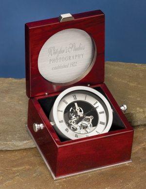 Skeleton Captain's Clock 5303RC