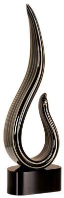 AGS25 Curve Glass Art