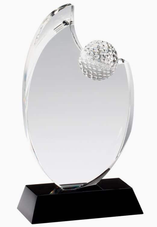 CRY425 Golf Trophy