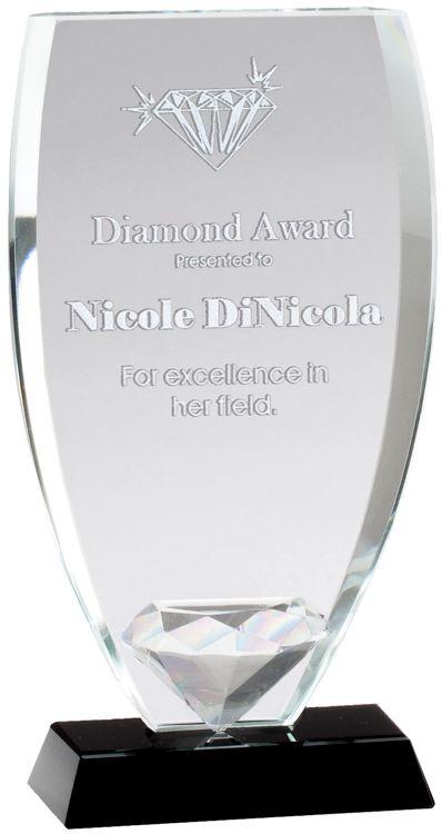 GL181 Glass Award