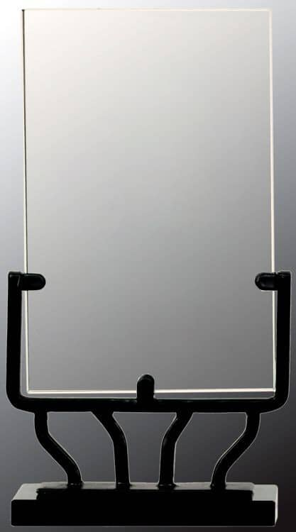 VG41 Glass Rectangle Trophy