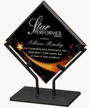 VPX810H-B Galaxy Acrylic Award